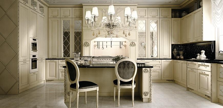 cucine Roma di lusso